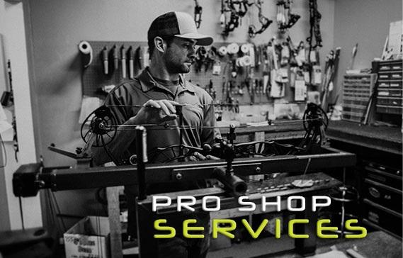 Pro Shop Services
